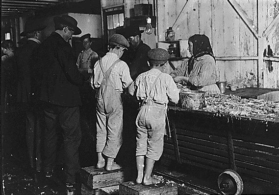 The abuses of child labor in history
