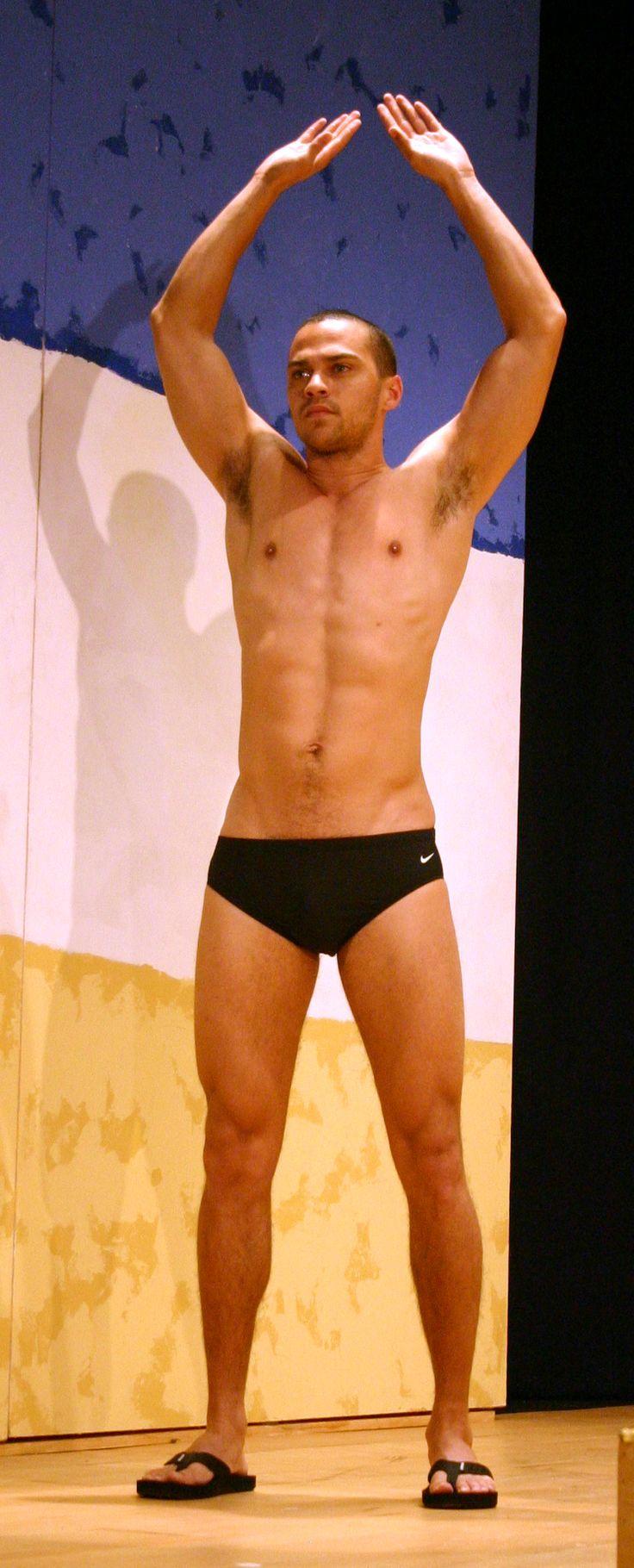 Jesse Williams Naked 102