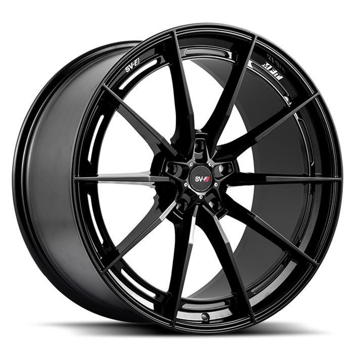 Savini SV-F1 - Gloss Black [ Flow Form ]