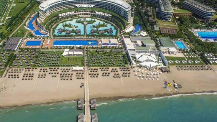 Maxx Royal Belek Golf Resort in Belek • HolidayCheck   Türkische Riviera Türkei