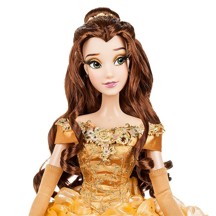 Disney Limited Edition Belle Beauty and the Beast Doll