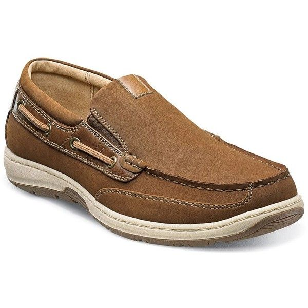 Sperry Top Sider Rust Brown Suede Chukka Boots Boat Shoes