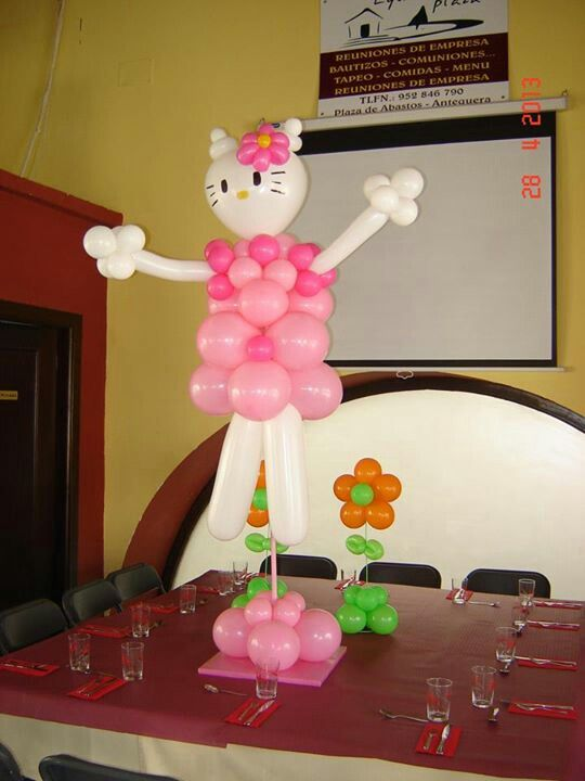 Best birthday balloon decor for kids images on