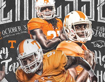 "Check out this @Behance project: ""Tennessee Football Season Ticket / Program Design"" https://www.behance.net/gallery/30541191/Tennessee-Football-Season-Ticket-Program-Design"