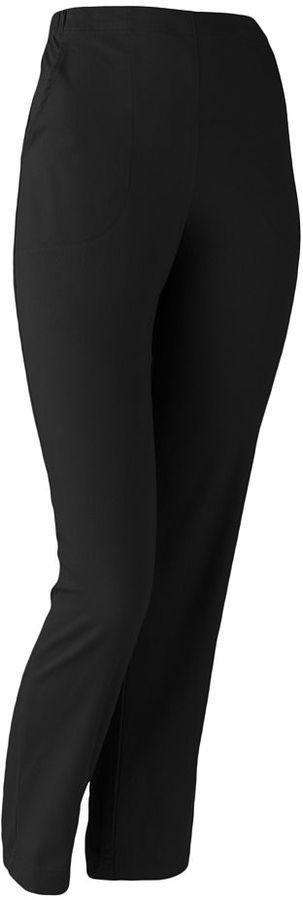Petite Croft & Barrow® Pull-On Twill Pants
