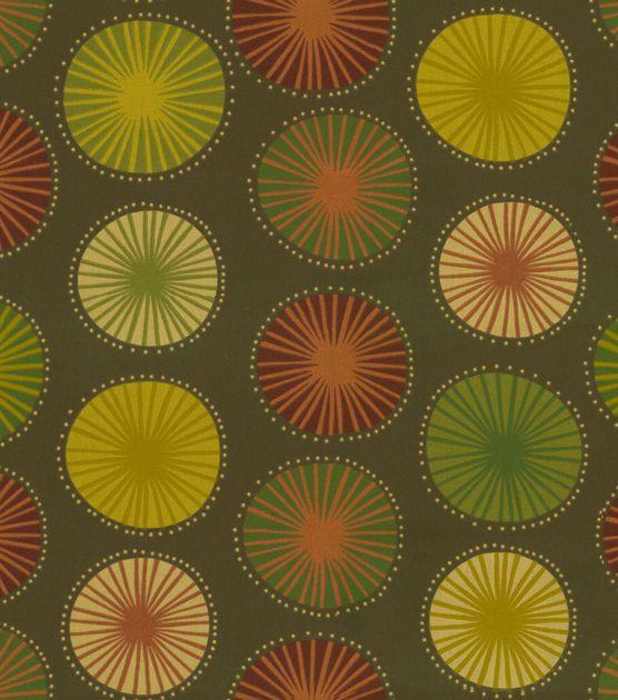 Outdoor Fabric- Solarium Beringer Chocolate