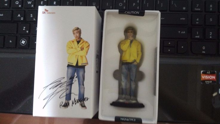 BTS Bangtan Boys Rap Monster Namjoon Figure Limited Edition Official Goods K-POP