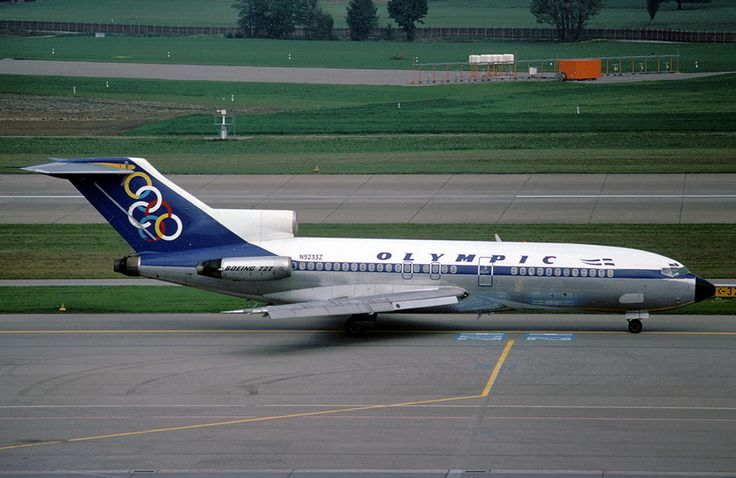 Olympic Airways B 727-100 [N9233Z]