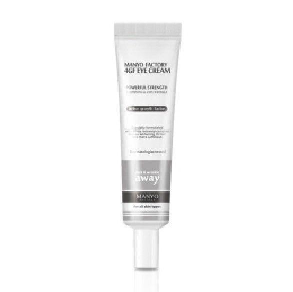 New Korea Manyo Factory 4GF Eye Cream Dark & Wrinkle Away 30ml #ManyoFactory