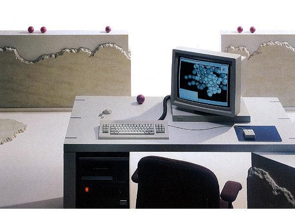 Sun Microsystems Sun-3/260, 1986