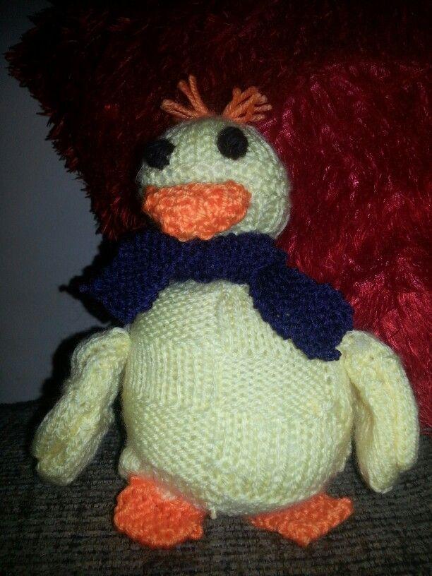 Freddie's duck