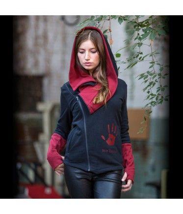 The Bethesda Store - Ladies Dark Brotherhood ANGL Hoodie - Women's - Apparel