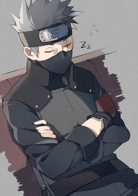 Kakashi Hatake as the 6th Hokage