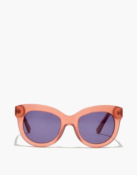 ef81eaedef Pacific Cat-Eye Sunglasses