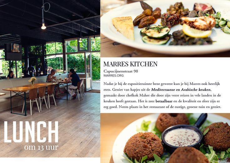 Marres kitchen- vegan food