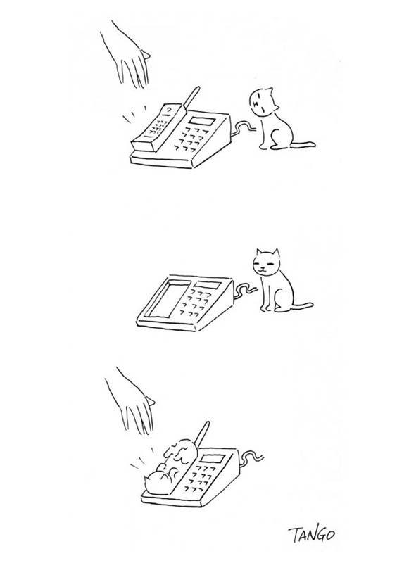 Забавные иллюстрации, которые заставят вас улыбнуться
