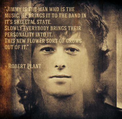 http://custard-pie.com/ Jimmy Page Led Zeppelin By: Robert Plant