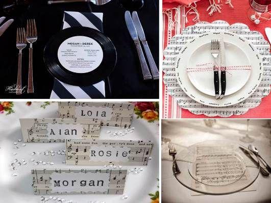 музыкальная свадьба-музыкальный стиль свадьбы-идеи для музыкальной свадьбы-вдохновение для музыкальной свадьбы-оформление свадебного стола в музыкальном стиле-декор для музыкальной свадьбы