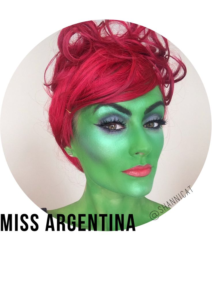 Cheap Frills and Thrills - Miss Argentina from BeetleJuice