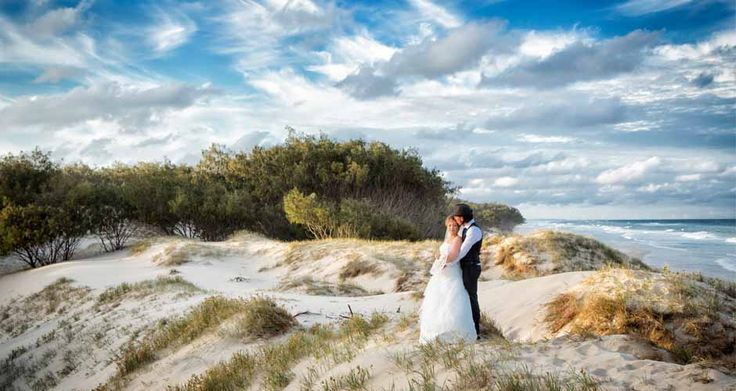 An Island Hideaway - Gold Coast Beach Weddings, Corporate Events and Functions South Stradbroke Island