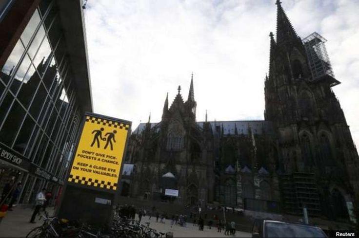 Pelecehan Seksual pada Malam Tahun Baru di Jerman, setidaknya 1 wanita di perkosa dan puluihan wanita lainnya di raba-raba di bagian kewanitaanya.