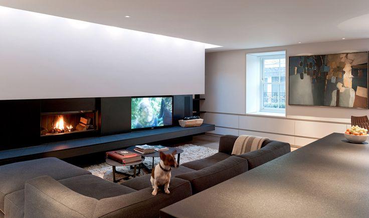 modern. cozy.