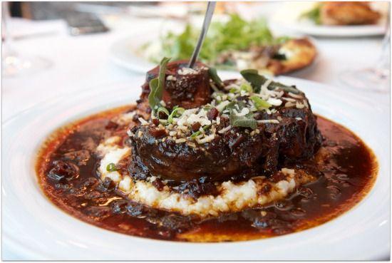 8 Hour Osso Bucco: Restaurant Recipes, Matching Restaurant