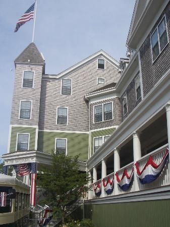 Massachusetts  Nantucket Hotel