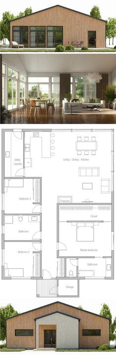 Home Plan ~ Great pin! For Oahu architectural design visit http://ownerbuiltdesign.com