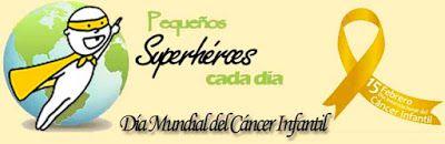 El rincón de Amalia: Día mundial del cáncer infantil.