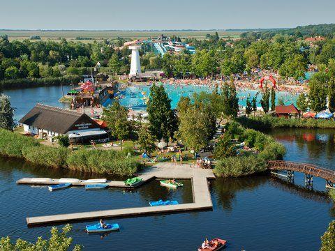 Hajdúszoboszló - słynne uzdrowisko, kąpielisko i aquapark na Węgrzech - Podróże
