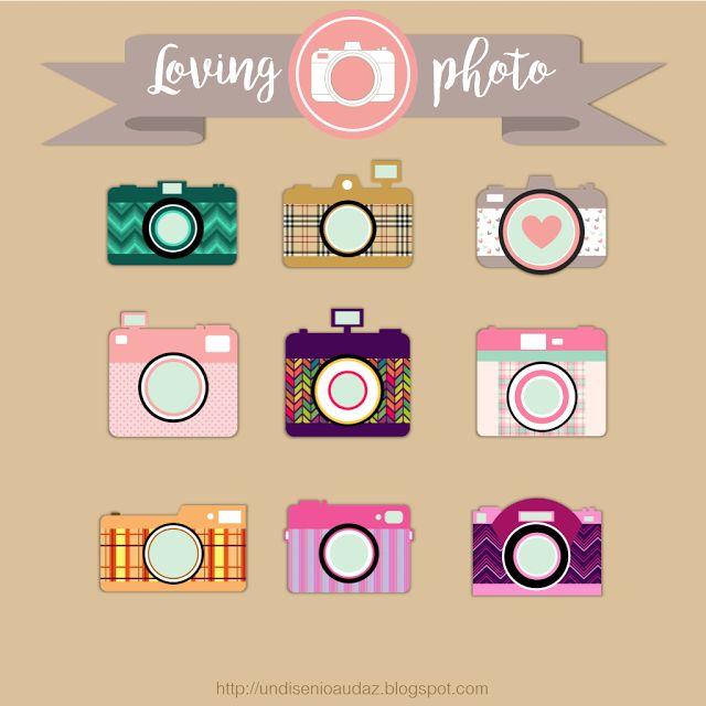 imágenes de cámaras fotográficas Cámaras fotográficas clipart free Photo camera free clipart