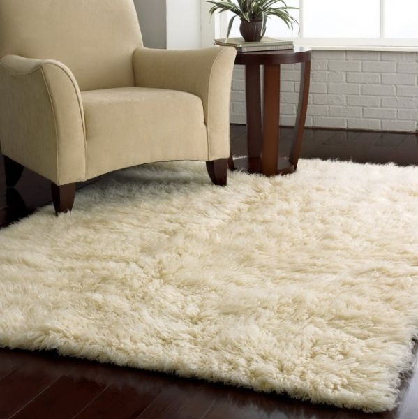 Fluffy Rug fluffy rug Modern Large White Fluffy Rug Home Design Ideas