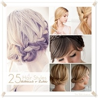 25 hair styles the36thavenue.comMakeup Tutorials, Hair Tutorials, 36Th Avenue, 25 Gorgeous, Hairstyle Tutorials, 25 Hairstyles, Hairstyles Tutorials, Gorgeous Hair, Hair Style