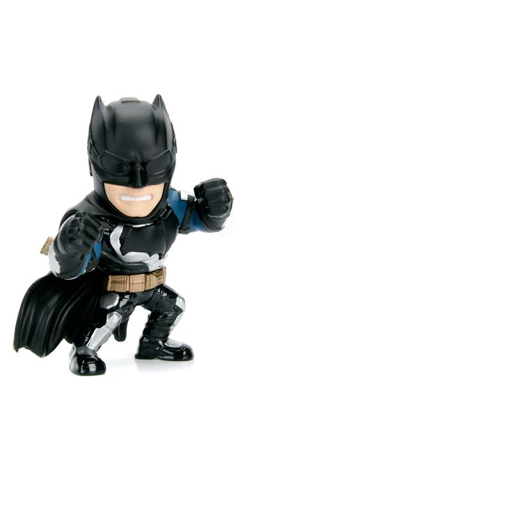 Metalfigs 4 Justice League - Tactical Suit Batman Figure