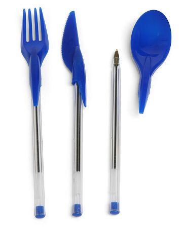 Pen + Spoon : Et on n'oublie plus ses couverts à la maison !