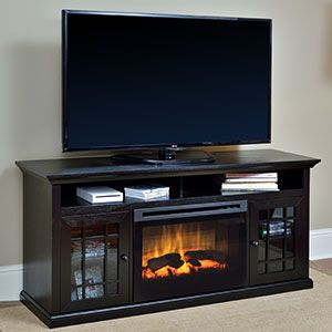 Electric Fireplace Entertainment Center | TV Stands & Media Consoles
