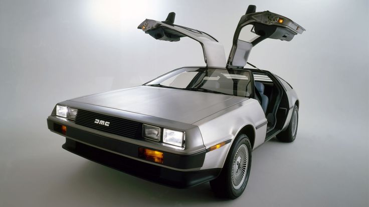 The DeLorean could soon be going back into production thanks to a new law that exempts small volume car manufacturers from the safety requirements applied to most new car makers. Also, I'm going to...