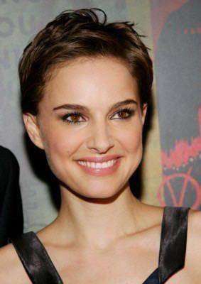 Idée coupe courte : Natalie Portman: Natalie Portman Short Hair