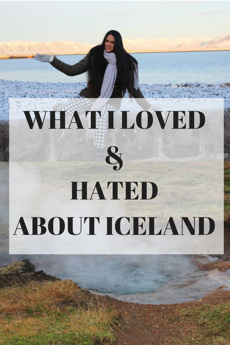 An honest perspective of Iceland