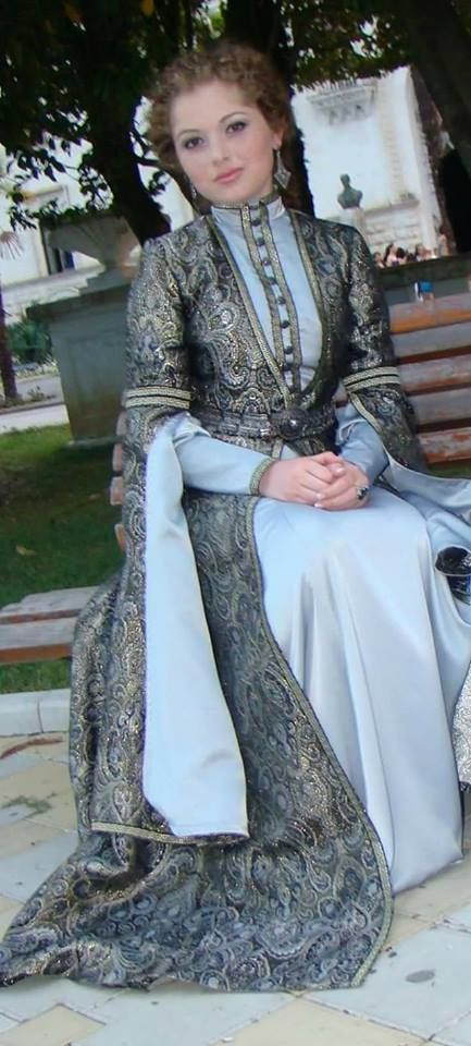Abkhazian dress and beuty