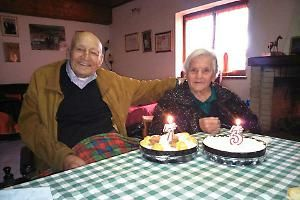 Umbria: #Nozze di #platino per una coppia di ultranovantenni (link: http://ift.tt/2jrYCDU )