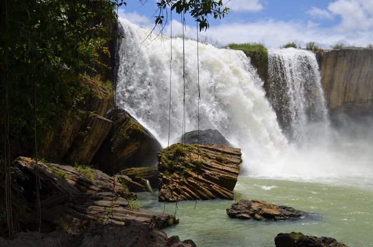 Just Ho Chi Minh city 300km and 8 hours by car. You can admire a spectacular waterfall in the highland. Eating specialties food of DakLak Ethnic. Go through the forests and rivers by elephant and many other exciting experiences. Come to Buon Ma Thuot