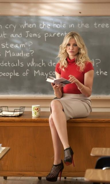 Fashion On Film | Get The Look: Cameron Diaz In Bad Teacher | KP FUSION
