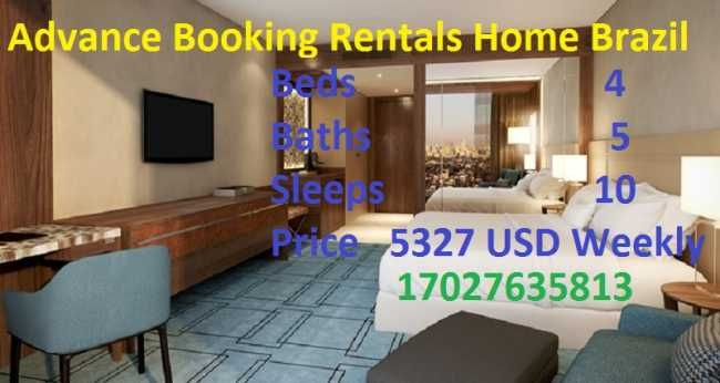 Rent a wonderful spacious vacation home, with a beautiful wooden deck facing the garden and the sea. Vacation Home Rentals has this property available on rent for you, for $5327 weekly, with 4 bedrooms, 5 baths and 10 sleeps. Facilities like air-conditioned rooms, catering service with a cook available for whole day, washer/dryer, refrigerator, oven, microwave, and an iron & board are available within the package. You can also enjoy beach volley or horse polo, as they are nearby loca...