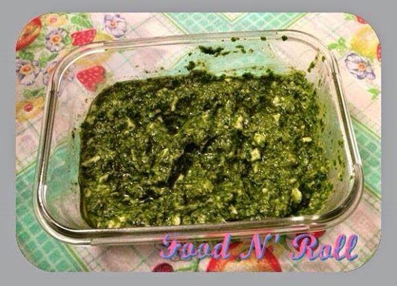 FOOD N' ROLL ...................... il blog ...: LA SALSA VERDE...