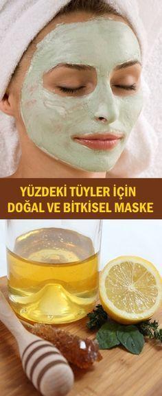 Yüzdeki Tüyler İçin Maske