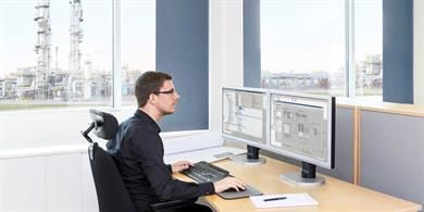Version 6.0.3 - ABB 800xA DCS distributed control system (ABB System 800xA - process, electrical, safety, telecoms in one system)