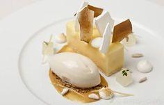 Lemon Meringue Pie Recipe & Pine Nut Ice Cream - Great British Chefs