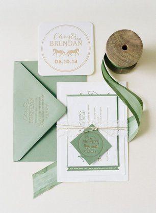 Лаконичный дизайн приглашений